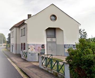 Plan et horaires de l'association Le Parcours à Strasbourg/Robertsau