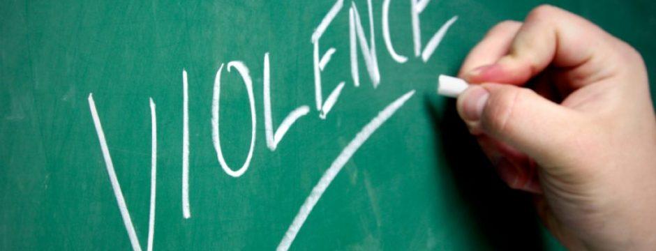 Violences, manifestation